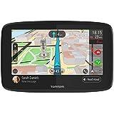 """TomTom GO 620 World - Navegador GPS (6"""" pantalla táctil, flash, batería, encendedor de cigarrillos, USB, interno), (versión europea España, Italia)"""