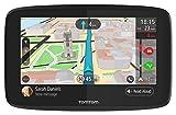 TomTom GO 620 Navigationsgerät (15 cm (6 Zoll), Updates über Wi-Fi, Lebenslang Karten-Updates (Welt), Smartphone Benachrichtigungen, TomTom Traffic via Smartphone, Aktive Magnethalterung) schwarz