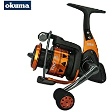 Okuma - Trio High Speed FD, color orange , talla 30S
