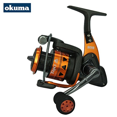 Moulinet Okuma Trio Hi-Speed SRS30-S FD 9+1bb