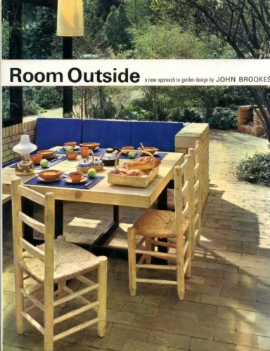 Room Outside: New Approach to Garden Design