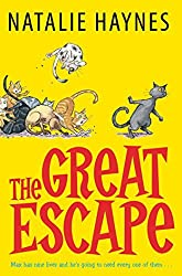 The Great Escape by Natalie Haynes (2014-04-24)