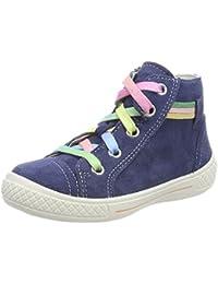 Superfit Mädchen Tensy Hohe Sneaker