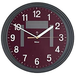 Horloge murale solaire radio-pilotée Mebus 52559