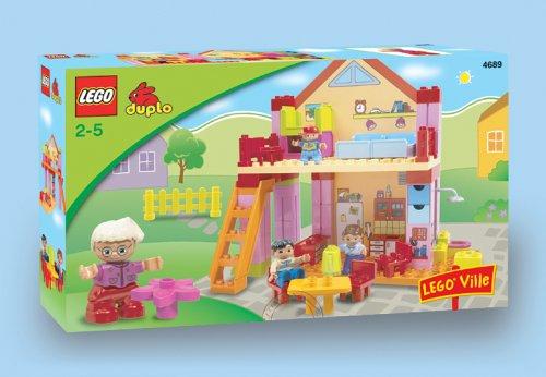 LEGO Ville 4689 - Spielhaus - Lego Drum-set