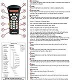 Tasco Starguide 60 Linsenfernrohr (Refraktor) mit Computersteuerung