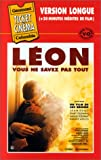 Léon [VHS]