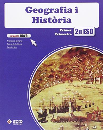 Eso 2 - Geografia I Historia - Nova (valencia) por Aa.Vv.