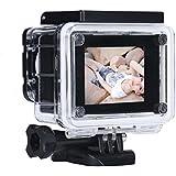 Black : Kolylong Mini 1080P Full HD DV Sports Recorder Car Waterproof Action Camera Camcorder