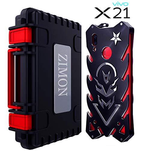 Instanttool Vivo X21 Case, Backcover Protective Shell Case [Protective] Backcover Cover fits Vivo X21 - Black