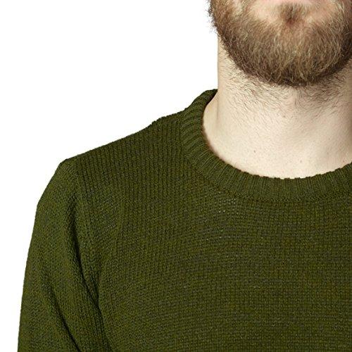 SUIT, Maglia Sportiva Uomo Grün (Dark Green 2926)