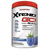 Scivation Xtend Go Energy + BCAAs - 30 Servings (Blue Raspberry)