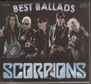 SCORPIONS Best Ballads 2CD IMPORT