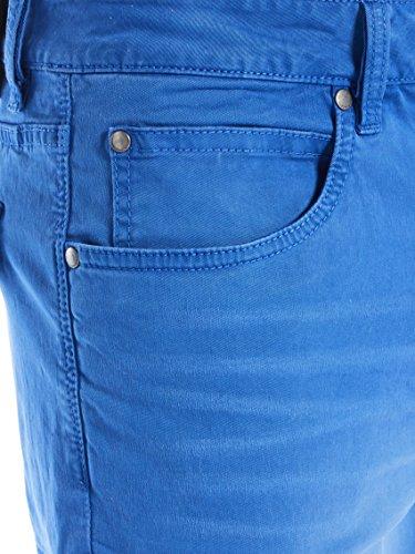 Colorado Denim Herren Shorts Damion Blau (strong Blue 6087)