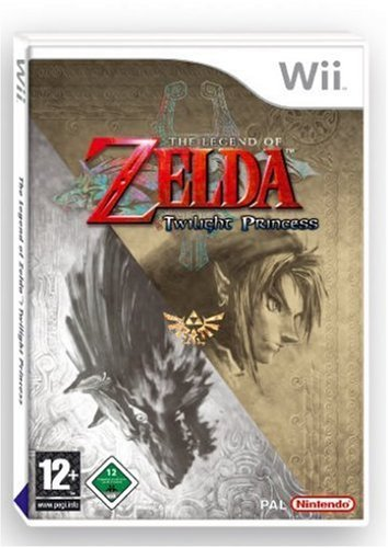 The Legend of Zelda: Twilight Princess [Pegi] (Wii Zelda Nintendo)