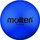 Molten Softball Fußball Soft-SB, Blau, Ø 180 mm Ball 130 g, Durchmesser: 180mm