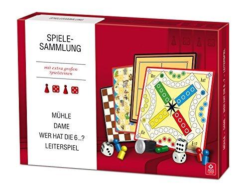 Preisvergleich Produktbild ASS Altenburger 4042677703101 - Spielesammlung by ASS Altenburger Spielkarten