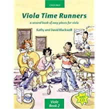 Viola Time Runners +CD - Alto