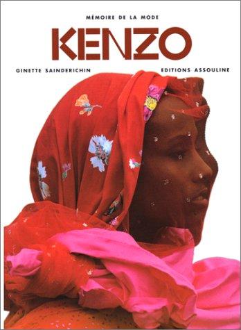 Kenzo par Ginette Sainderichin