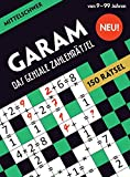 GARAM: Das geniale Zahlenrätsel - mittelschwer - Ramsès Bounkeu Safo