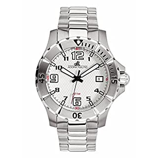Adora Nautic Men's Watch Diver Watch with Metall Band 50ATM 45mm AN2993