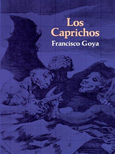 Los Caprichos (Dover Fine Art, History of Art)