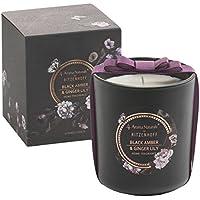 RITZENHOFF Aroma Naturals Noir Duftkerze, Black Amber & Ginger Lily, in Geschenkverpackung preisvergleich bei billige-tabletten.eu