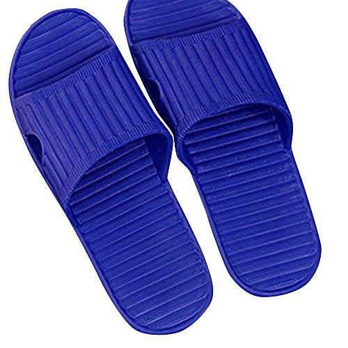 47644ec2019f1 Manadlian Pantoufles Hommes Tongs Antidérapants pour Hommes Chaussures  Sandales Pantoufles