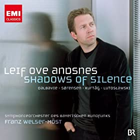 Leif Ove Andsnes: Shadows Of Silence