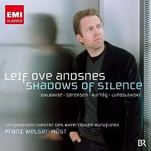 Leif Ove Andsnes : Shadows of Silence
