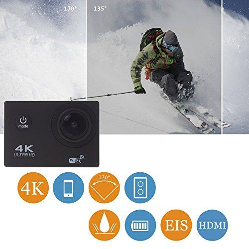 Action-Camera-Ultra-HD-4k-schermo-LCD-da-2-pollici-Videocamera-WIFI-Telecamera-subacquea-fino-a-30-metri-Macchina-fotografica-sportiva-12MP-grandangolare-170--Telecomando-24G-EISBatterie-ricaricabili-