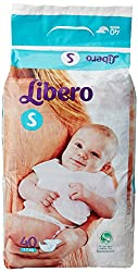 Libero Small Size Diapers (40 Counts)