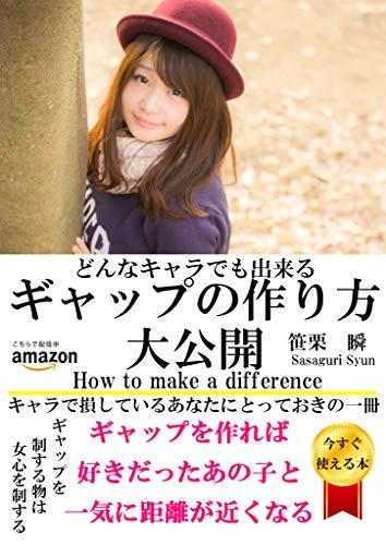 donnnakyarademodekirugyappunotukurikatadaikoukai (Japanese Edition)