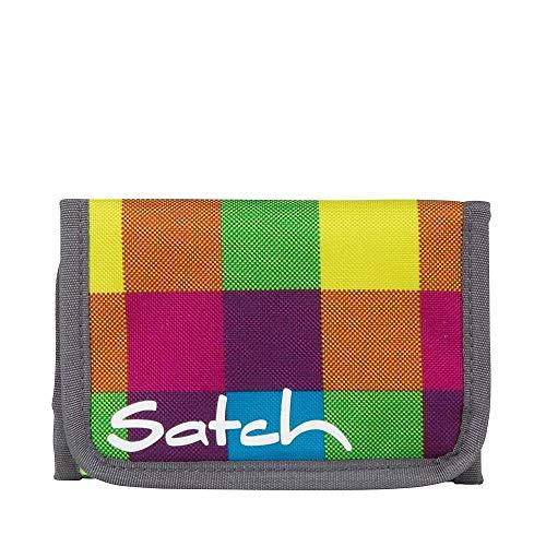 Satch SAT-WAL-003-901 Unisex Geldbörse, mehrfarbig -