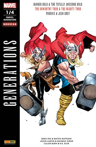Marvel Gnrations n1