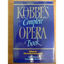 KOBBES COMPLETE OPERA BOOK