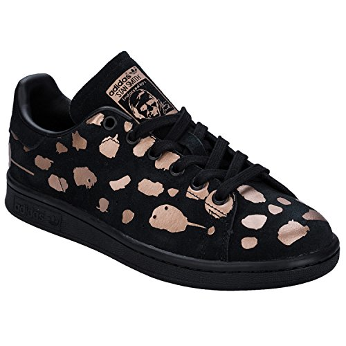 adidas Originals Baskets Stan Smith Noir Femme