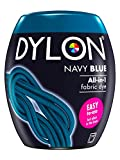 Nouveau Dylon Machine Colorant écosser 350g - Gamme complète de nouvelles couleurs disponibles! (Bleu Marin)