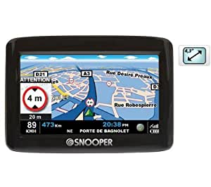 SNOOPER GPS Truckmate PL1000 - Europe & Support anti-dérapant