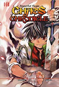 Chaos Chronicle Edition simple Tome 1
