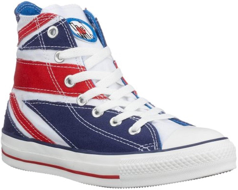 Taylor Converse Basket Hi Chuck British Flag Star All nmOvNw80