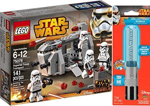 LEGO-Star-Wars-Imperial-Troop-Transport-with-Rare-Luke-Skywalker-Lightsaber