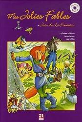 Mes Jolies Fables : 14 fables célèbres - Les animaux des fables (1CD audio)