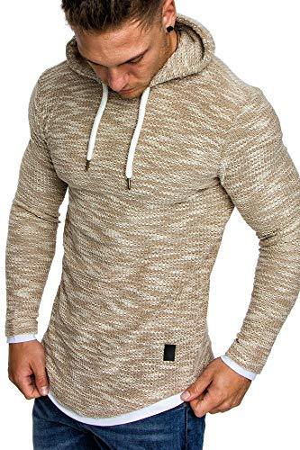 WESC Hoodie Dunkelgrün Herren Pullover & Sweatshirts Hoodies
