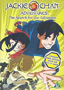 Jackie Chan Adventures: The Search For The Talismans [VHS] [2001]