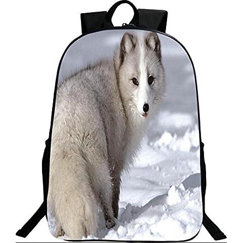 Bambini animali di moda fox borsa