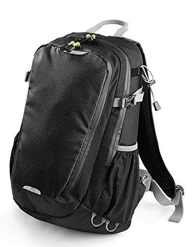 Quadra - sac à dos randonnée - montagne - SLX 20 litres - DAYPACK - QX520 - noir