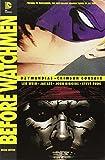 Before Watchmen: Ozymandias / Crimson Corsair HC