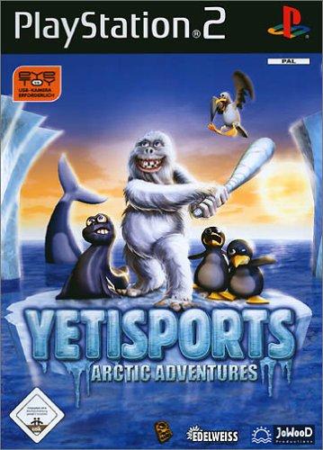 EyeToy Yetisports Arctic Adventure