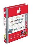 Janod - J05538 - Magnetibook Alphabet Anglais